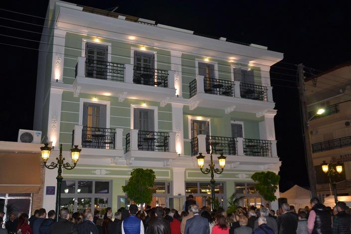 2cce68ba6d Ξενοδοχείο Casa Verde στο Λαγκαδά. Λαμπρά εγκαίνια